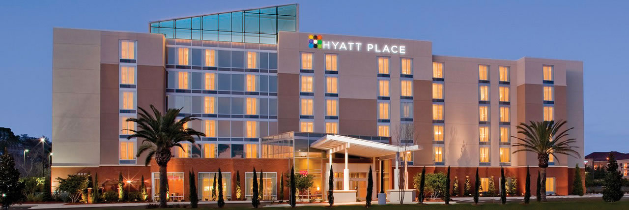 Hyatt Place Posted Under Cur Hotels